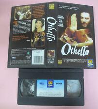 VHS film OTHELLO Irene Jacob Laurence Fishburne MEDUSA PEPITE Parker(F164)no dvd