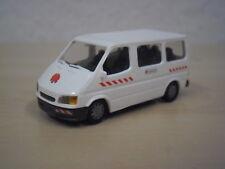 "Rietze-Ford Transit' 94 bus ""Björn Steiger fundación"" - nº 30526-Embalaje original - 1:87"