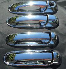 For Dodge DAKOTA 2005-2008 2009 2010 2011 Chrome 2 Door Handle Covers WITH PK