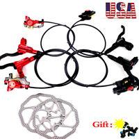 MTB Bike 160//180//203mm Floating Disc Brake Rotor 180//203mm Adapter Rotors Mount