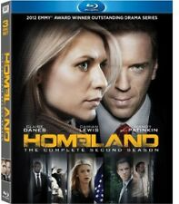 Homeland: The Complete Second Season  Blu-ray Region A BLU-RAY/WS