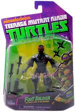 """TMNT Teenage Mutant Ninja Turtles 5"""" Foot Soldier Playmates Toys Action Figure"""