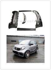 Portion  Carbon  Fiber Body  Kit   For 15-17 Smart Fortwo C453 & Forfour W453