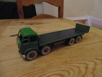 Dinky Toys Foden Flat Truck with Tail Board No 502 Vintage