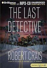 Robert CRAIS / 09 The LAST DETECTIVE   [ Audiobook ]