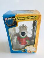"Family guy Kurt S. Adler Christmas Ornament ""Brian"""
