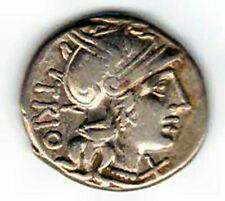 Denarius Republic Roman Family: Gens Lucretia 138 a. C. @Excellent@