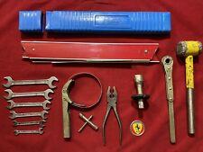 Tool Kit Ferrari Daytona Battaini Everest Wrenches Oil Filter Hummer Carburator