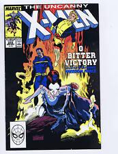 X-Men #255 Marvel 1989