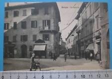 cartolina - Emilia Romagna Via Barberia Bologna -  6158