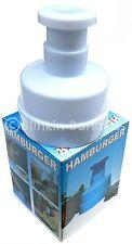 MAKE YOUR OWN HOME MADE HAMBURGER BEEFBURGER BURGER PATTY MAKER MOULD PRESS 6D