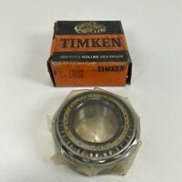 Timken 15520/15590 Set Tapered Roller Bearing New Free Shipping