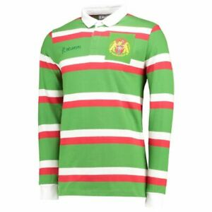 Leicester Tigers Rugby Shirt Womens Kukri 125 Years Welford Road Jersey - New