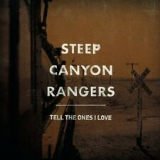 Steep Canyon Rangers - Tell the Ones I Love [New CD]