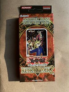 Yugioh! Retro Pack 2 Sealed Box! ( 3 Packs + Promo).