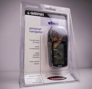 Garmin eTrex 12 Channel Personal Navigator *Rare* Camouflage 010-00190-40 New