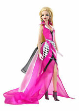 Corvette American Favorites Barbie Doll Hot Pink #P5248 Mattel 2009 NRFB