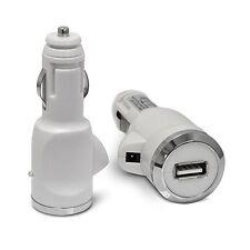 Adaptateur allume-cigare auto USB pour HTC : Desire 601, Desire 516, Desire 816,