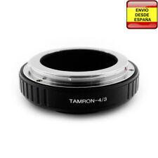 Anillo adaptador lentes Tamron Adaptall AD2 a Cuatro Tercios 4/3 Four Thirds