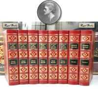 JEFFERSON AND HIS TIME - WRITINGS - Easton Press - Dumas Malone  complete 8 vol
