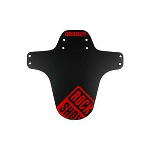 RockShox MTB Mountain Cycle Bike Fender Oxy Red Print Universal