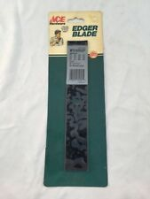 "ACE HARDWARE EDGER BLADE 75807 MTD/AIRCAP SIZE 9"" x 1 1/2"" WITH 3/8"" ROUND HOLE"