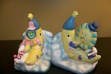 Kidsline Over the Moon Baby Nursery Rhymes Bookends
