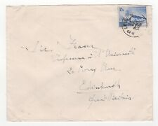 1939 BELGIUM Cover LEUVEN to EDINBURGH SCOTLAND SG827