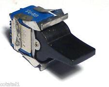 Interrupteur à palette inverseur 2A 2RT - NOS - Fabrication années 70