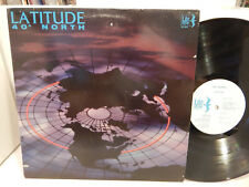 Latitude 40 Degrees North 1987 U.S. Lifestyle LSR 6010 Space Music New Age LP