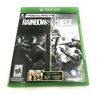 Xbox One Tom Clancy's RainbowSix Siege Rainbow Six 2015 Game