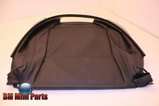 BMW E84 X1 Front Sport Seat Base Cover Leather Black 52102992745