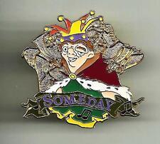 HUNCHBACK OF NOTRE DAME QUASIMODO KING OF FOOLS COSTUME MUSICAL DISNEY PIN