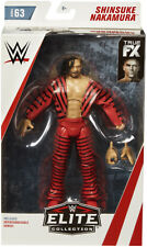 Shinsuke Nakamura - WWE Elite 63 Mattel Toy Wrestling Action Figure