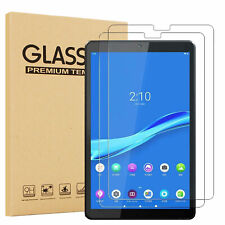 (2 Pack) For Lenovo TAB M10 FHD Plus (TB-X606) Tempered Glass Screen Protector