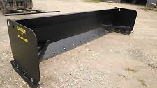 Linville 12ft Steel and Rubber Blade Snow Pusher American Made Usa