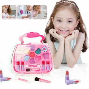 Kids Children Teen Girls Make Up Gift Set Kit Cosmetic Pretend Play Girl Gift UK