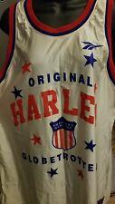 Vintage Original Harlem Globetrotters Men's Basketball Jersey #27 Size Large XL
