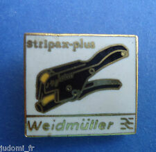 Pin's pin PINCE STRIPAX-PLUS WEIDMULLER ( ref L17 )
