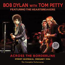 BOB DYLAN & TOM PETTY New 2017 UNRELEASED AUSTRALIA LIVE 1986 CONCERT 2 CD SET