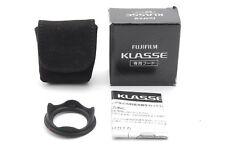 【BRAND NEW】Fuji Fujifilm Klasse Lens Hood for Klasse S or Klasse W from JPN 982