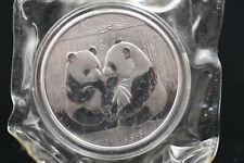2009 China Panda Silver Coin 1 oz. Ag.999 Silver