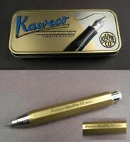 Kaweco Sketch Up Brass Messing Bleistift mit  5,6mm Mine  #