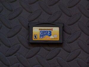Nintendo Game Boy Advance GBA Game Super Mario Advance 4: Super Mario Bros. 3