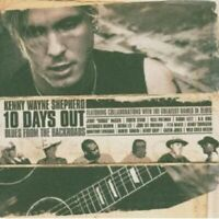 KENNY WAYNE SHEPHERD-10 DAYS OUT-BLUES FRO...CD+DVD NEW
