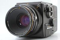 """ASIS READ""  Zenza Bronica SQ 6x6 Medium Format Camera Body 80mm lens from Japan"