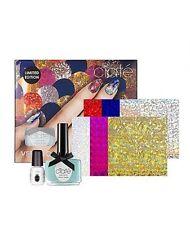 CIATE Very ColourFOIL Manicure Kaleidoscopic Klash Nail Polish Set NIB