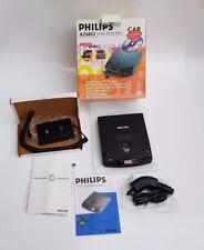 PHILIPS AZ6832  CD PLAYER - DISCMAN - CAR Cigarette lighter Adaptor and Cassette