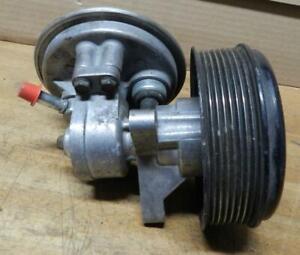 2004-10 Ford E350 E450 363 6.0L Diesel used vacuum pump 4C2E-2B425-BA