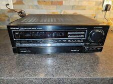 Vintage KENWOOD Audio-VIdeo Stereo Receiver KR-V9020